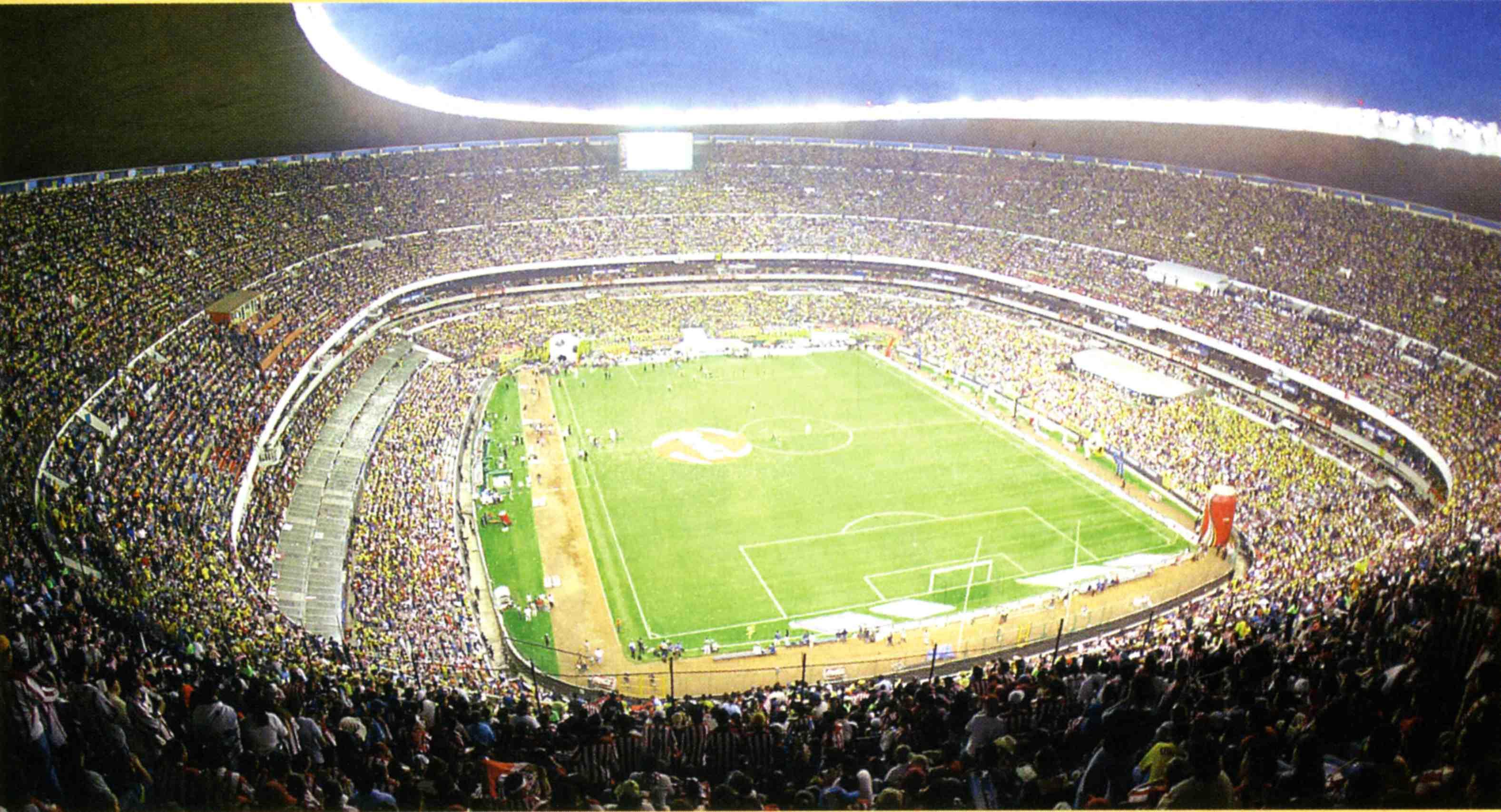 Sede de la selección mexicana