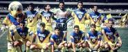 América campeón del torneo de la CONCACAF 1990-1991