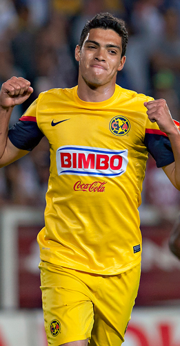 Raúl Jiménez - América