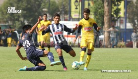 Sub 17 Amrica vs Monterrey