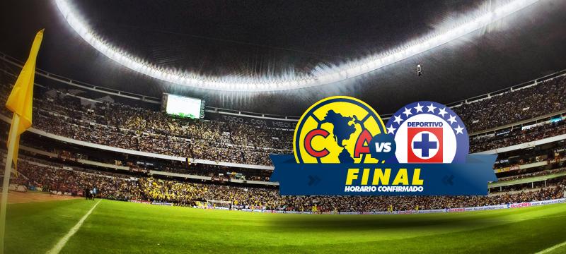 HorariosConfirmados_FinalAmerica_CruzAzul