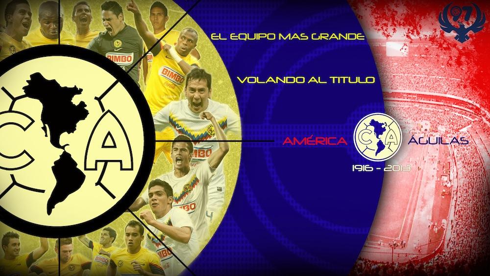 Portada de América Jose Pablo Zarate Blancas - Club América - Sitio ...