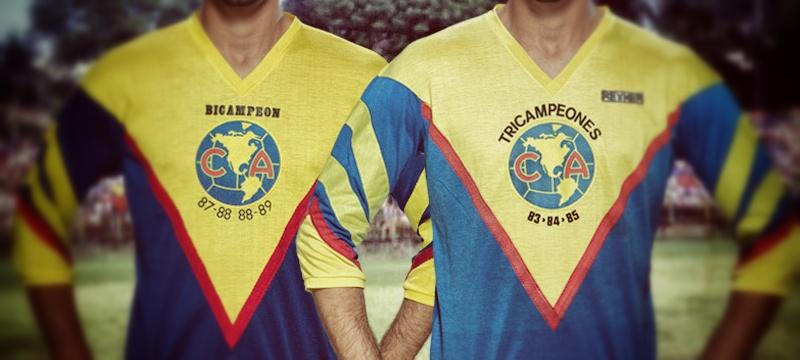 Historia entre monterey y america la enciclopedia del for Cuarto uniforme del club america