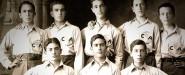 El primer uniforme del Club América