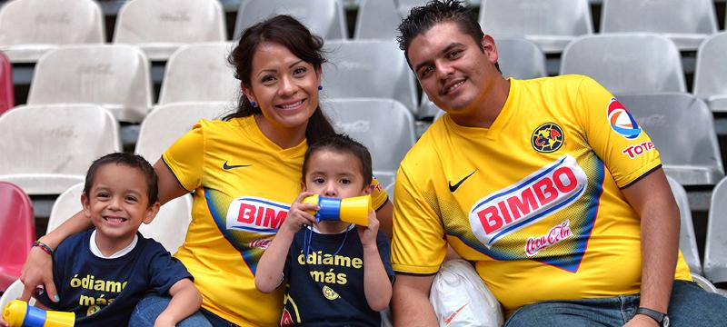 Galería aficionado Campeón - Club América - Sitio Oficial