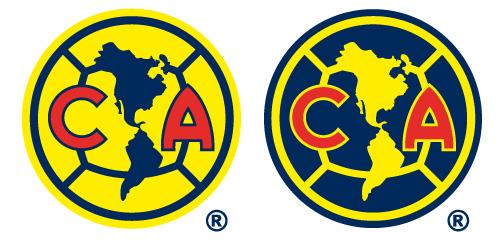 El actual escudo del Club América - Club América - Sitio Oficial
