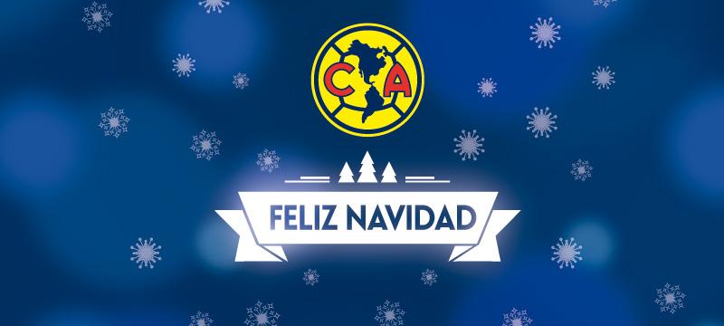 ... Navidad les desea el Club América - Club América - Sitio Oficial