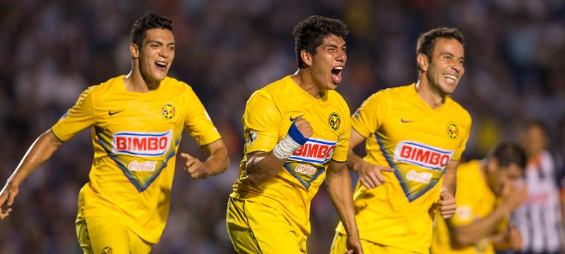 Galería Monterrey 1-2 América jornada 9 - Club América - Sitio Oficial