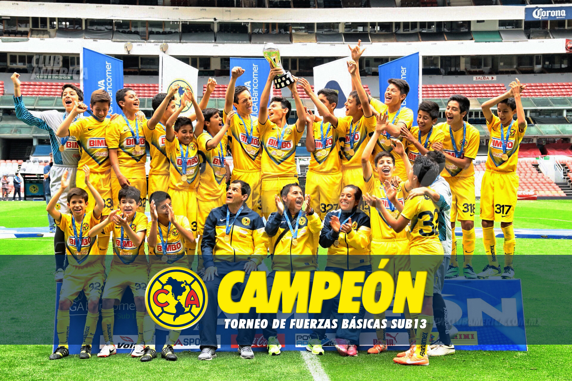 Fotos campeon america 2013 39