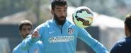 Atlético de Madrid entrena en Coapa