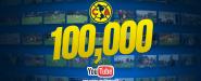 CFAméricaTv llega a 100,000 suscriptores