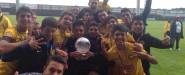 Galería América Campeón MILK Cup