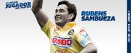 Rubens Sambueza el mejor jugador contra Morelia