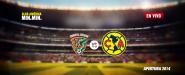 Minuto a Minuto: Chiapas F.C. vs Club América