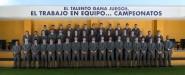 La foto oficial de Club América Apertura 2014