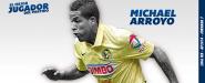 Michael Arroyo fue el mejor americanista vs Pumas