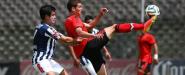 Zúñiga y Burón participan con la Selección Nacional Sub 21