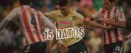 15 Datos América vs Chivas