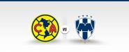 América vs Monterrey