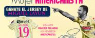 Mujer Americanista ¡Tú puedes ganar el jersey de Miguel Layún!