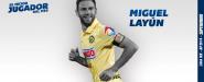 Miguel Layún fue el mejor americanista de septiembre