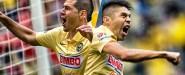 Goles y declaraciones de Oribe Peralta y Pablo Aguilar