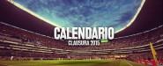 Definido el calendario de la Liga Bancomer Mx Clausura 2015