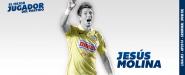 Jesús Molina: El mejor jugador contra Monterrey