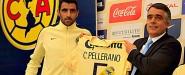Vine a conseguir cosas importantes con el club: Cristian Pellerano