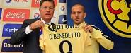 Quiero poner al Club en lo más alto: Benedetto