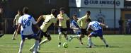 Galería América vs Puebla Sub17