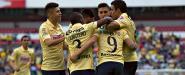 Galería América 1-0 Tigres