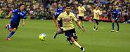 Carlos Camacho debuta en la liga