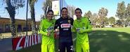 Los capitanes del Club América de este Clausura 2015