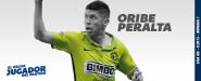 Oribe Peralta: Mejor jugador contra León