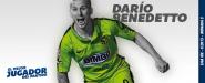 Darío Benedetto, mejor jugador contra Morelia