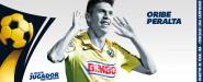 Oribe Peralta, el mejor jugador vs Saprissa