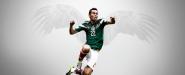 Aguilar participa en la victoria de la Selección Nacional