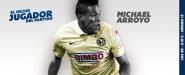 Michael Arroyo: el mejor americanista vs Santos