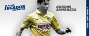 Rubens Sambueza, el mejor contra Pachuca