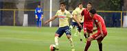 Galería América Coapa vs UAEH Segunda división