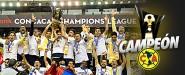 Galería América Campeón CONCACAF