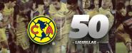 América jugará la Liguilla número 50