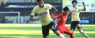 Cuartos de final vuelta Sub 17: América (3) 1-0 (1) Toluca