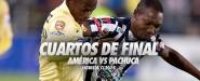 Estadísticas América vs Pachuca