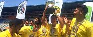 América Coapa Bicampeón Segunda división