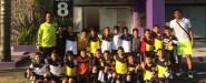 Finaliza torneo Infantil Internidos 2015