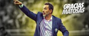 América anuncia el fin de la relación laboral con Gustavo Matosas