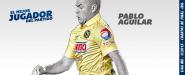 Pablo Aguilar elegido el mejor jugador en la ida de los cuartos de final