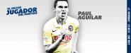 Paul Aguilar: El mejor jugador contra Atlas